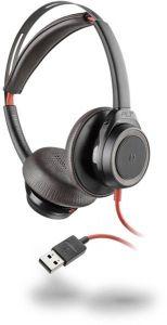 Plantronics Headset Blackwire C7225 binaural USB ANC - schwarz