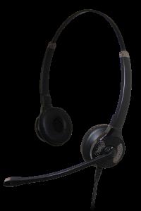IPN X2 Binaurales schnurgebundenes Headset (IPN070)