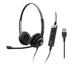 Epos Sennheiser Impact SC 260 MS II Duo USB-Headset