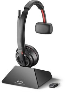 Poly DECT Headset Savi 8210 UC monaural USB-A