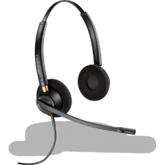 Plantronics Headset EncorePro binaural HW520