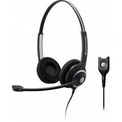 Sennheiser SC 260, schnurgebundenes binaurales Headset, ED, low Impedanz