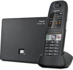 Gigaset E630A GO schwarz mit Anrufbeantworter