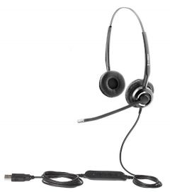 freeVoice SoundPro 410 UC Duo Headset