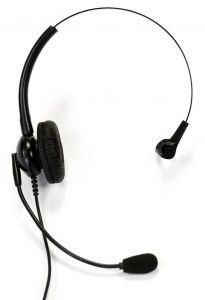 VOCALTONE comfortable duoset Headset für Funkwerk FC4