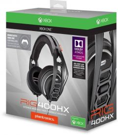 Plantronics RIG 400HX Dolby Atmos Gaming Headset für Xbox ONE