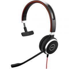 Jabra Evolve 40 UC Mono (nur Headset mit 3,5 mm Klinke)