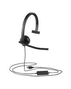 Logitech® H570e Mono Headset USB_1