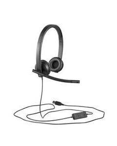 Logitech® H570e Duo Headset USB_1