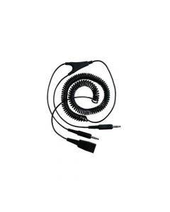 JABRA Soundcard-Kabel QD auf 2 x 3,5mm Klinke