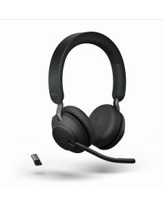 JABRA Evolve2 65 Stereo UC USB-A Bluetooth black